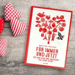 Für immer und jetzt Liebes Buch
