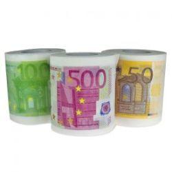 Papier toilette argent