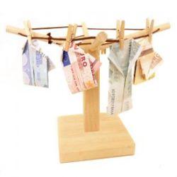 Séchoir parapluie pour des cadeaux d'argent