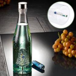 Geschenkflasche mit Hohlraum - Traube