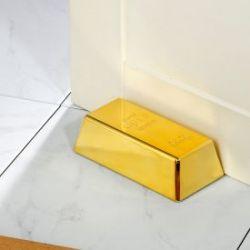 Butoir lingot d'or