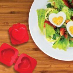 Moule à œuf cœur
