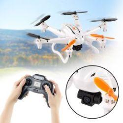 Hexacoptère avec télécommande et caméra HD