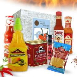 Hot and Spicy Geschenkbox - Spice Up Your Life