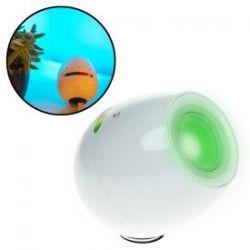 LED Lampe mit integriertem Lautsprecher und Touch-Farbregler
