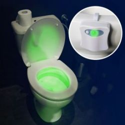 LED Toilettenlicht - WC Beleuchtung