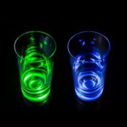 Leuchtglas mit Touch Funktion