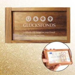 Magische Geldgeschenkbox - Gl�cksfonds