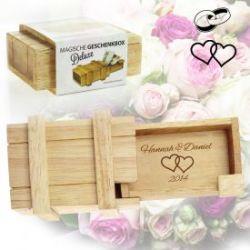 Magische IQ Box Deluxe zur Hochzeit