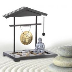 Mini jardin zen - Gong