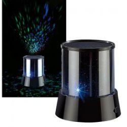 Mini projecteur d'étoiles mobile