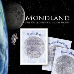 Mond-Grundstück