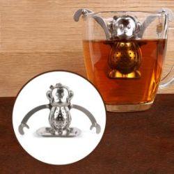 Singe panier infuseur - Boule à thé