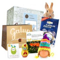 Osterreise Geschenkbox