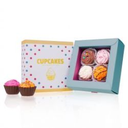Chocolats - Mini cupcakes