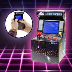Mini machine rétro de jeu