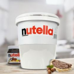 Pot de Nutella extra grand – 3 kg