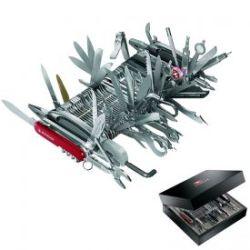 Couteau suisse gigantesque