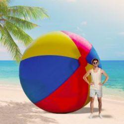 Gigantesque ballon de plage - 3 mètres