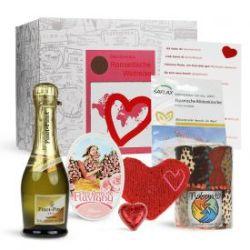 Romantische Weltreise - Geschenkbox