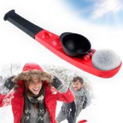 Fronde à boules de neige