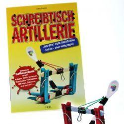 Schreibtisch Artillerie - Waffen zum Selberbauen Buch