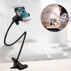 Support smartphone pour bureau – Lazy Arm