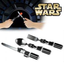 Star Wars Besteck Set - Lichtschwerter