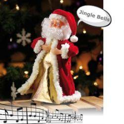Swinging Santa
