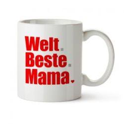 Tasse - Welt Beste Mama