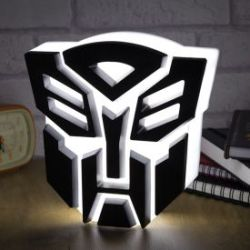 Transformers USB Lampe - Autobot