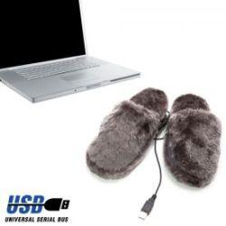 Chauffe-pieds USB