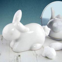 Distributeur de coton bunny