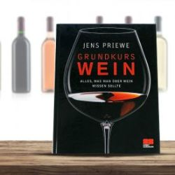 Weinbuch - Grundkurs Wein
