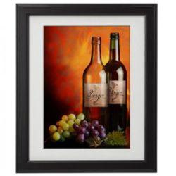 Weingem�lde - personalisiert