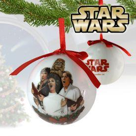 Boule de Noël Star Wars - Chœur de rebelles