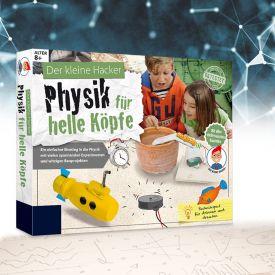 Physik fr helle Kpfe - Einsteigerbox fr Kinder