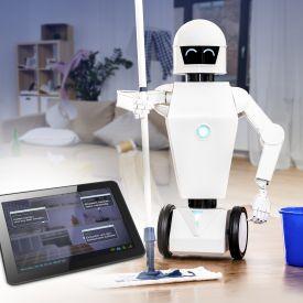 Universal Haushaltsroboter mit knstlicher Intelligenz