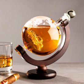 Whisky Globus Karaffe - Auto