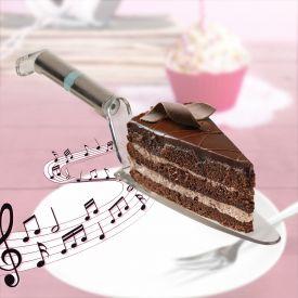Singender Tortenheber - Happy Birthday