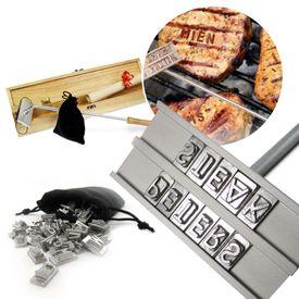 Fer  marquer barbecue