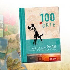 Buch - 100 Orte, an denen jedes Paar einmal gewesen sein sollte