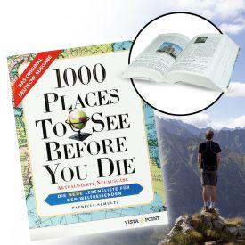 Buch - 1000 Orte die man gesehen haben muss