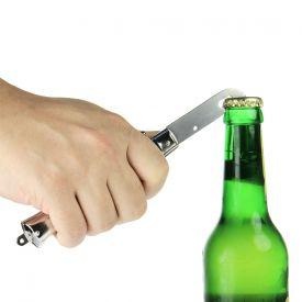 Flaschen�ffner - Springmesser