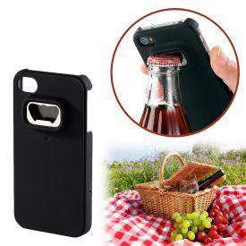 iPhone 4/4S H�lle mit Flaschen�ffner
