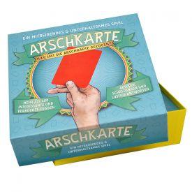 Kartenspiel - Arschkarte