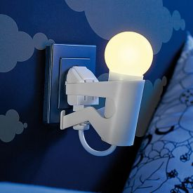 LED Nachtlicht - Kleines M�nnchen