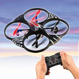 Quadrocopter - ferngesteuert
