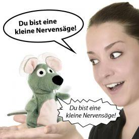 Sprechende Plsch Maus