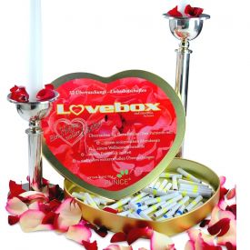 �berraschungs-Lovebox f�r Verliebte